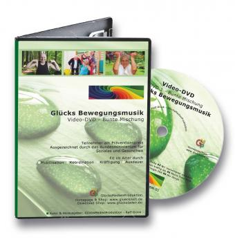 Video DVD Bunte Mischung